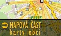 Karty obcí